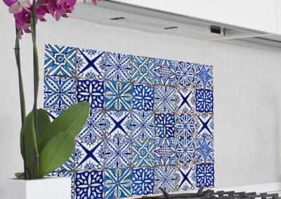 67215 Blue Azulejos