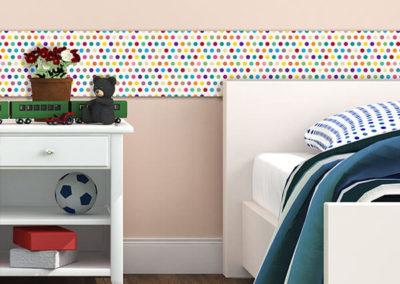 54713 Colorful Pois L