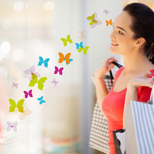 69002 Butterflies S