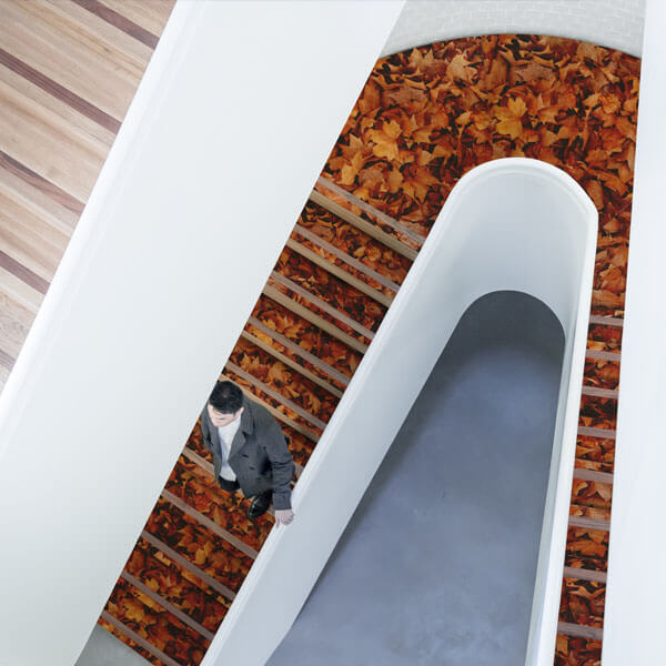 Copertura di pavimenti e scale