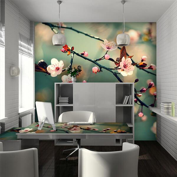 Coperture personalizzate di pareti e muri