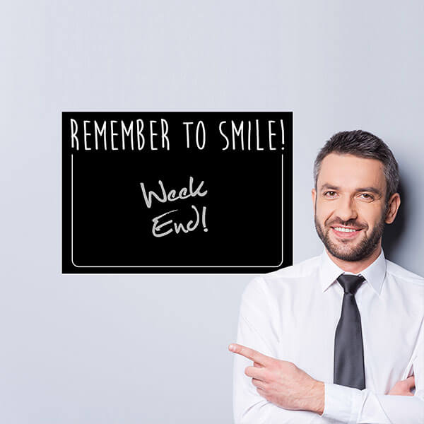 62217 Remember to Smile L