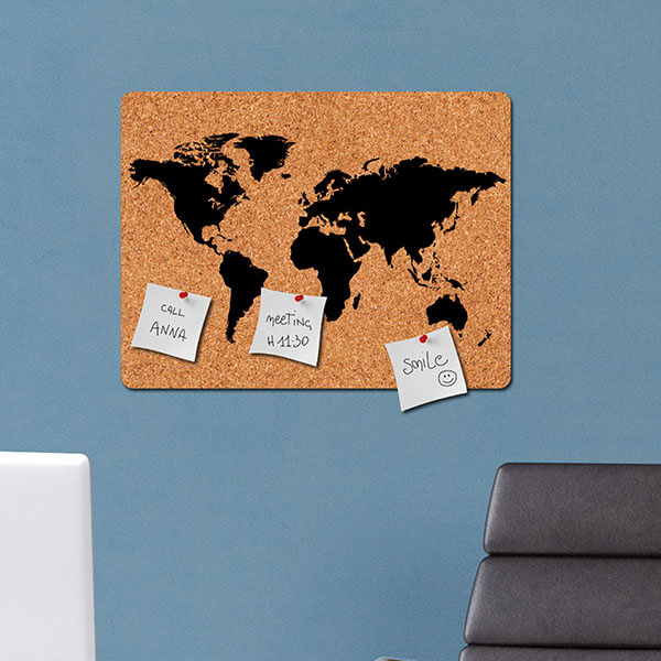 84207 World Map L