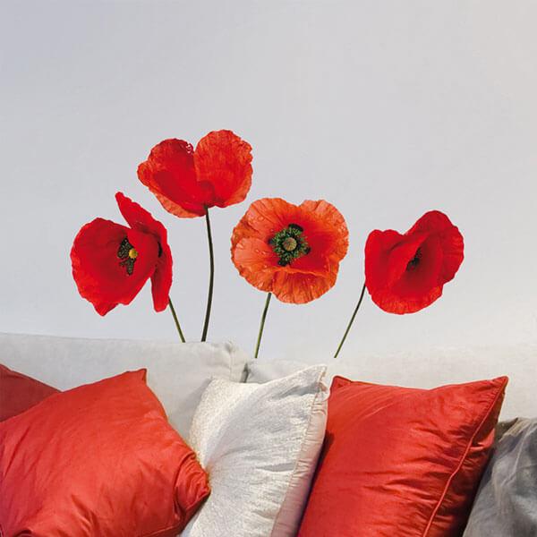 54101 Poppies M