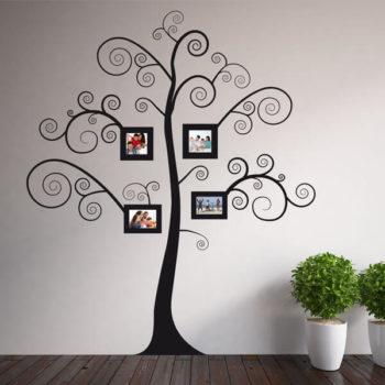 81005 Black Tree XXL