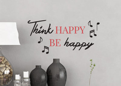 62518 Think Happy M