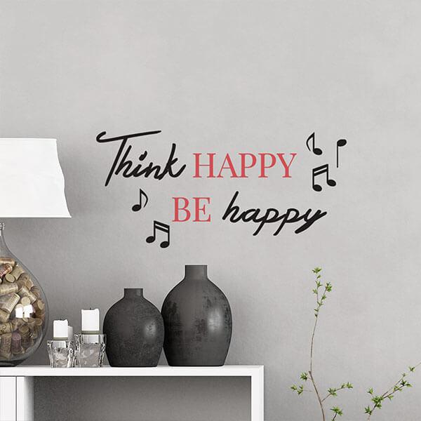 62518 Think Happy M