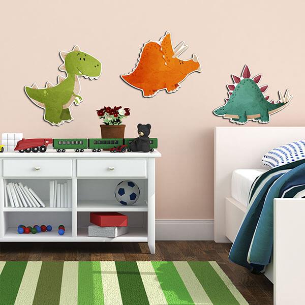 11206 Dinosaurs M