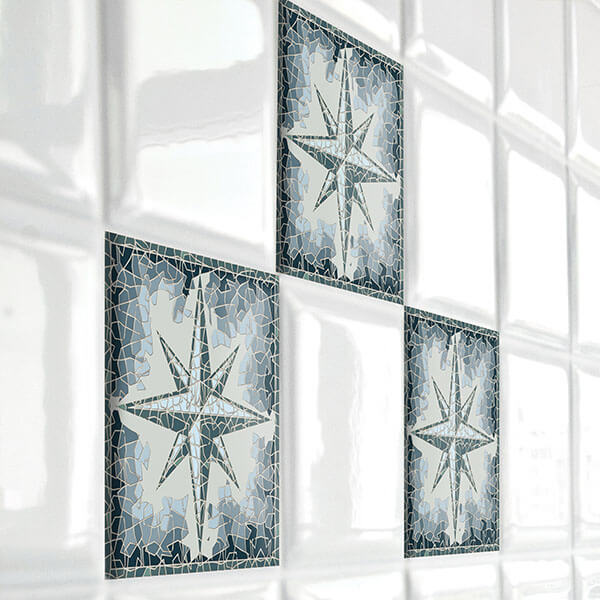 59610 Tiles Wind Rose S