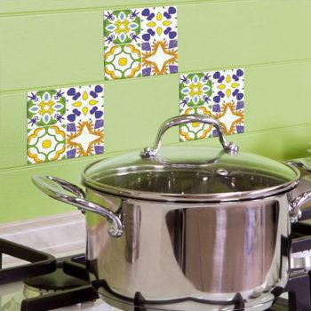 59612 Tiles Colourful Mosaic S