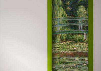 20321 Monet Ponte Giapponese