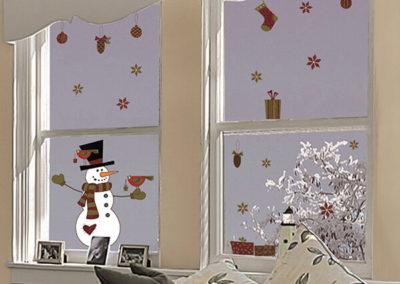 95801 Snowman M