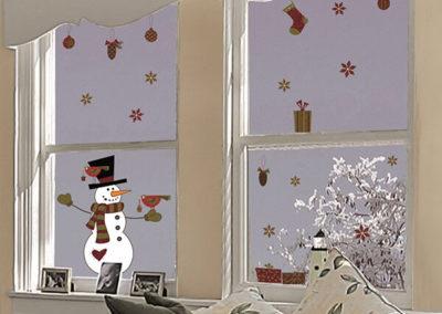 96005 Snowman M