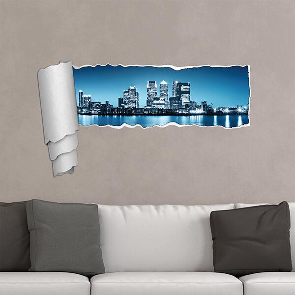 44201 Funny Panoramic New York XL