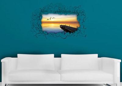 44205 Funny Panoramic Sea XL