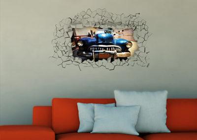 44206 Funny Panoramic Car XL