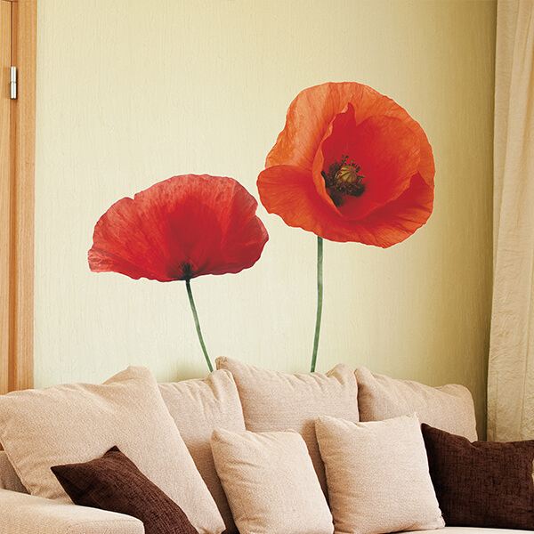57105 Poppies XL