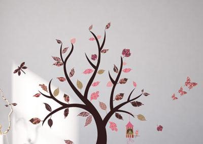 81004 Pink Tree XXL