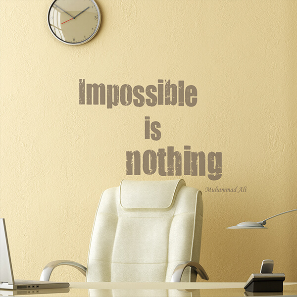 62125 Impossible is Nothing M