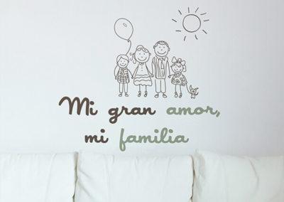 62245 Amor Familia L