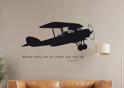 81011 Airplane XXL