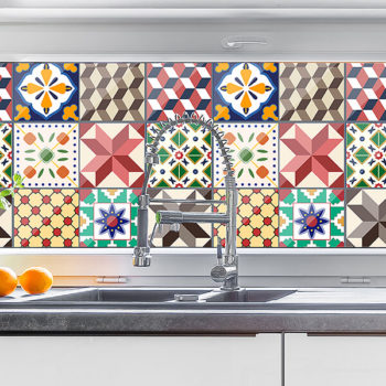 68406 Colorful Tiles