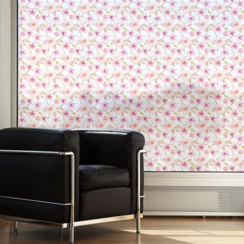 68409 Pink Flowers