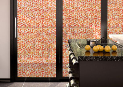 68414 Geometric Mosaic