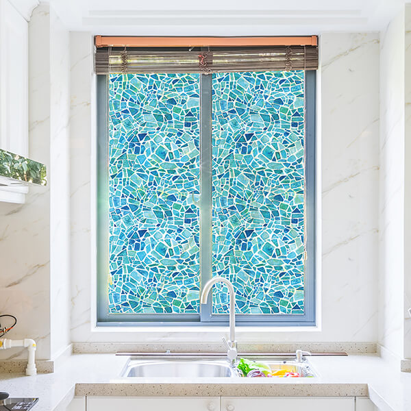 68415 Blue Mosaic