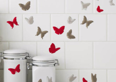 31407 Elegant Butterflies M