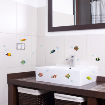 59604 Colourful Fishes S