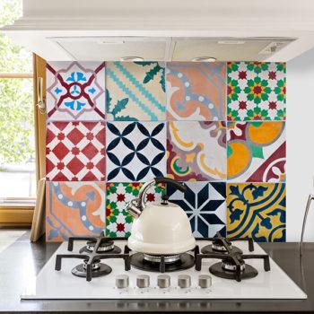 67261 Colourful Tiles