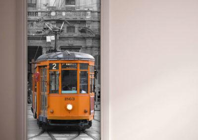 20105 Milan Tram