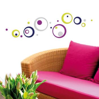 59507 Colourful Circles S