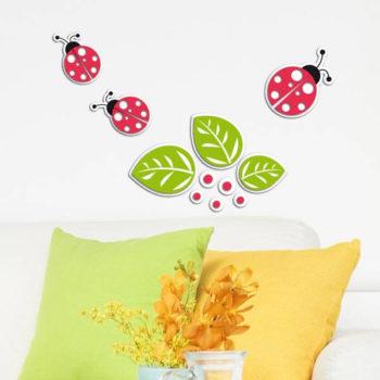 59509 Ladybugs S