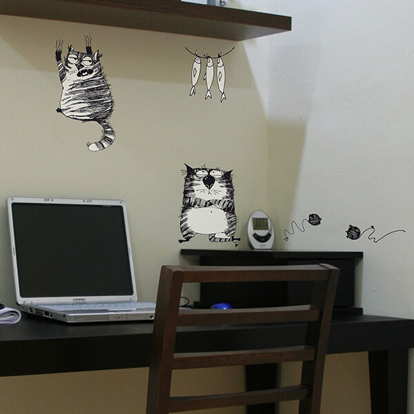 59164 Ink Cats S