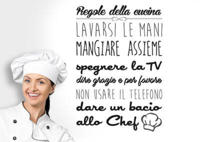 62278 Regole Della Cucina L