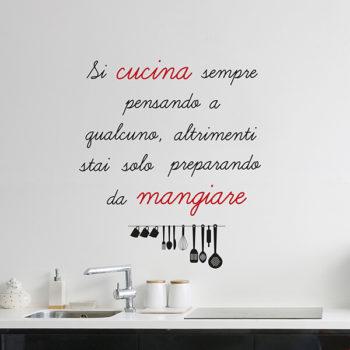 62279 Si Cucina Sempre L