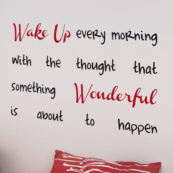 82005 Wake Up XL